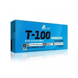Olimp Nutrition T 100 Harcore 120 капсулы