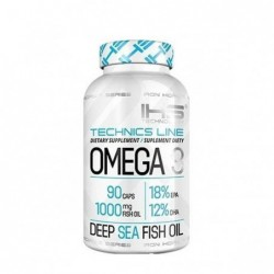 Iron Horse Omega 3 90 капсулы