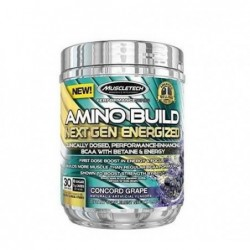 MuscleTech Amino Build Next Gen Energised 30 порция 280 граммов