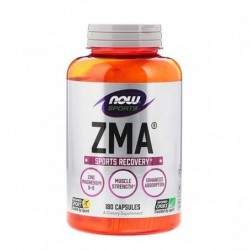 Now Foods ZMA Sports Recovery 180 капсулы