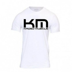 T-short Kaged Muscle white