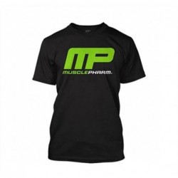 T-short Muscle Pharm Black