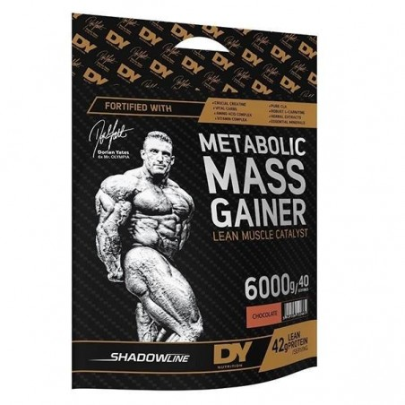 Dorian Yates DY Nutrition Metabolic Mass Gainer 6 kg