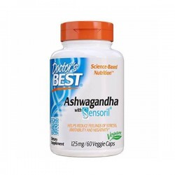 Doctors Best Ashwagandha с...